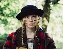 Lily And The Revolution // Production Stills