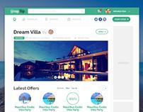 Travel Webapp - Client Work