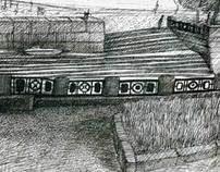 Embankment / Лопанская набережная
