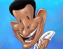 Caricatura Jair Rodrigues