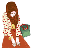 Fjallraven Kanken X Hijabster