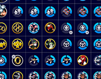 Sonic UI Work