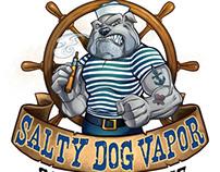 Sailor Dog Vaping Logo