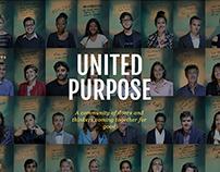 UNITED PURPOSE WEBSITE