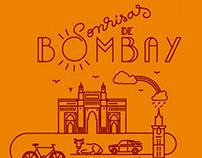 Sonrisas de Bombay   Camisetas