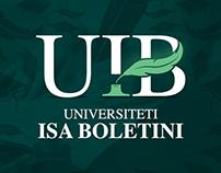 University of Isa Boletini / Universiteti Isa Boletini