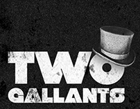 Two Gallants - Poster