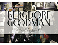 Bergdorf Goodman 6-Month Buying Plan