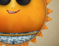 Sunny iPhone app icon