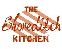 The Shoreditch Kitchen Menu