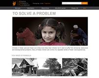 Website Design_Atlanta Children
