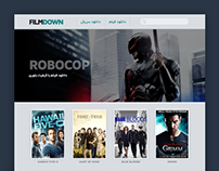 FILMDOWN Wordpress Theme