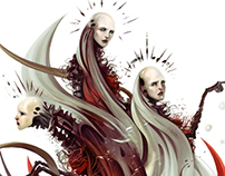 Rekindled - Shattered RPG