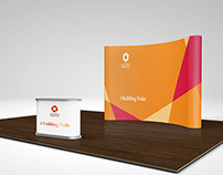 POP Up Banner + table for Takatuf