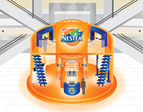 Final Year Project - Nestea (Production Stage)