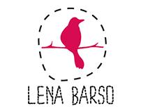 Lena Barso (logotype)