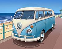 Volkswagen T1 Caravanette