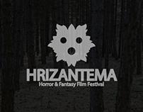 Horror Film Festival Logo