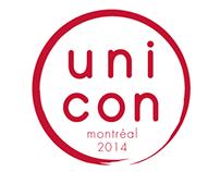 Unicon logo option