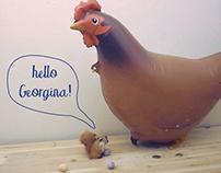 Gerald's Easter adventures