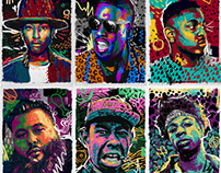 Hip Hop Portraits