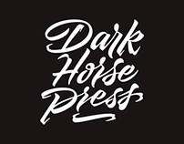 Dark Horse Press – Logotype design