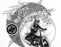 HAJARBROXX Motorcycles Artwork