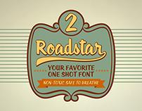 Roadstar Font | Creative Market Banners
