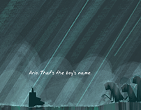 Rain Knight (working title): Comic (2014)
