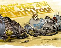 Anakin Podracer