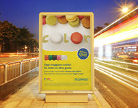 Poster Telepass / Premium / Parcheggi / Partner