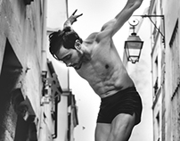 Kevin - Ballet and Contemporary  Dancer -