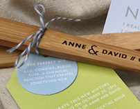 Anne & David's Wedding