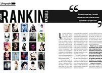 Proyectos editoriales para la revista Tutti Design