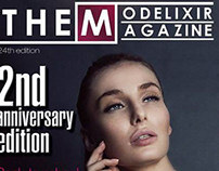 The Modelixir Magazine 24th Edition Cover