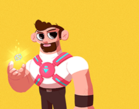 Animated GIFs n' stuff!