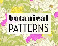 Textile & Surface Patterns