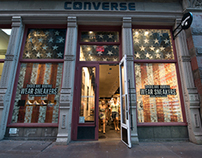 The Converse Retail Store