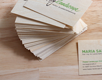 Business Cards | Gardener