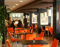 Guadalquivir Café | Hotel Agualongo