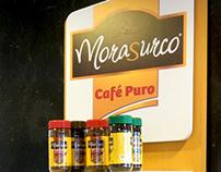 Exhibidor Morasurco Café Puro
