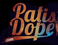 Website Redesign : www.PatIsDope.com