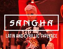 Sangha Typeface (free)