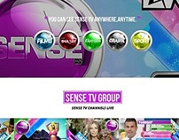 Sense Tv Website