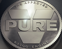 International Aero Engines - Pure V Launch ad.