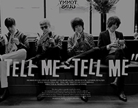 Paul Orwell - Tell Me Tell Me