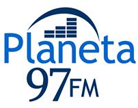 Planeta 97 FM - Logo