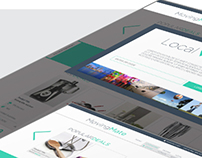 MovingMate Website Branding