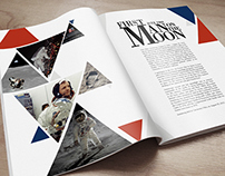 Neil Armstrong Spread