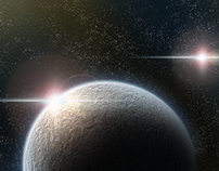 Space Art with Photoshop